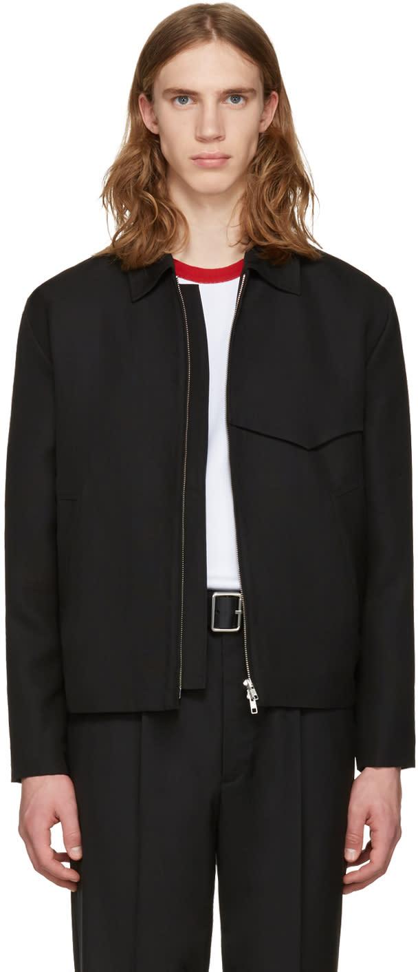 Cmmn Swdn Black Wessly Jacket