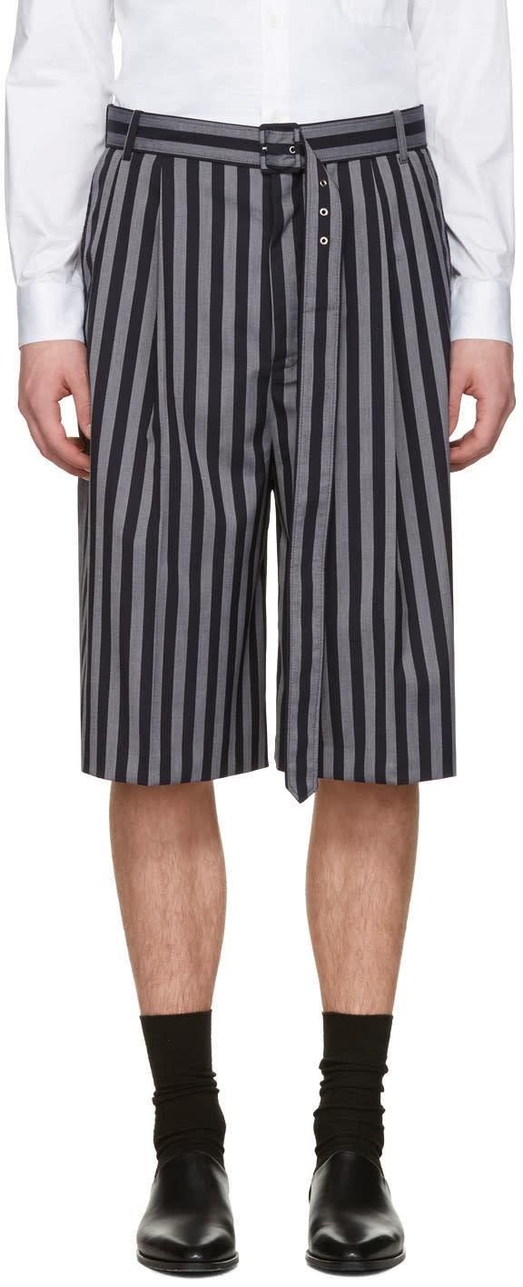 Cmmn Swdn Navy Dusk Shorts
