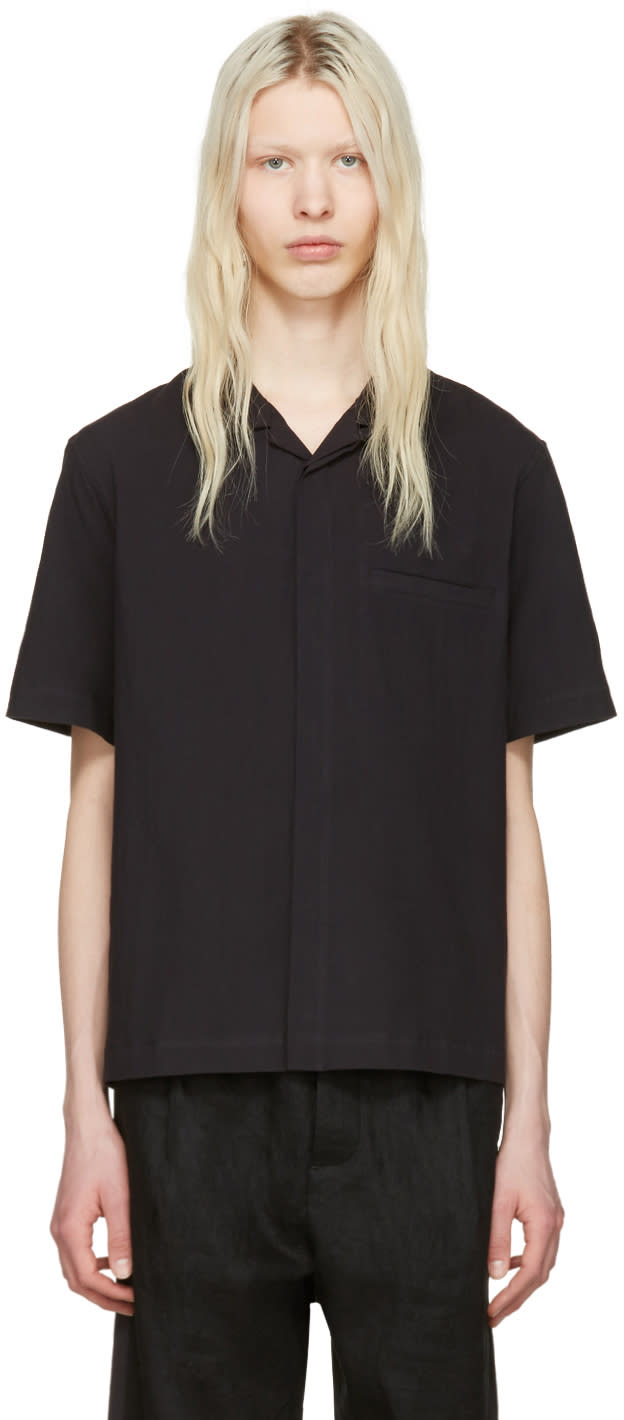 Fanmail Black Uniform Shirt