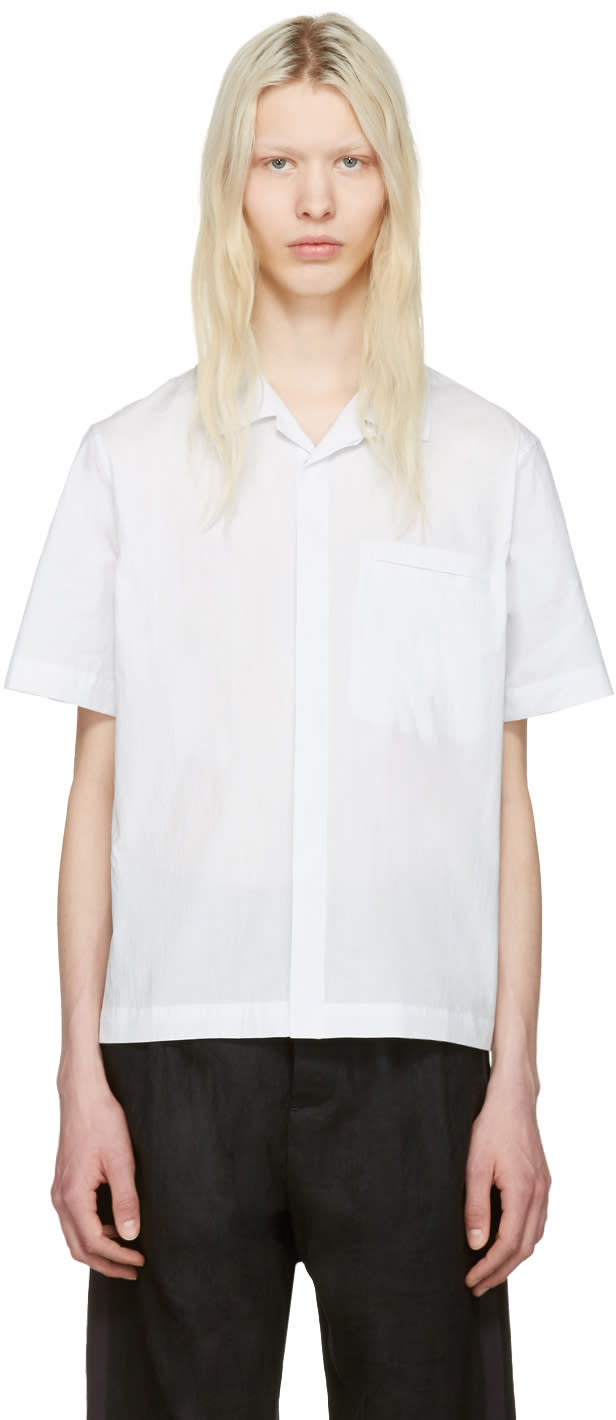 Image of Fanmail Blue Uniform Shirt