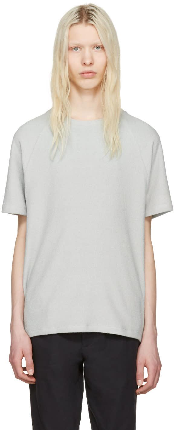 Fanmail Grey Raglan T-shirt