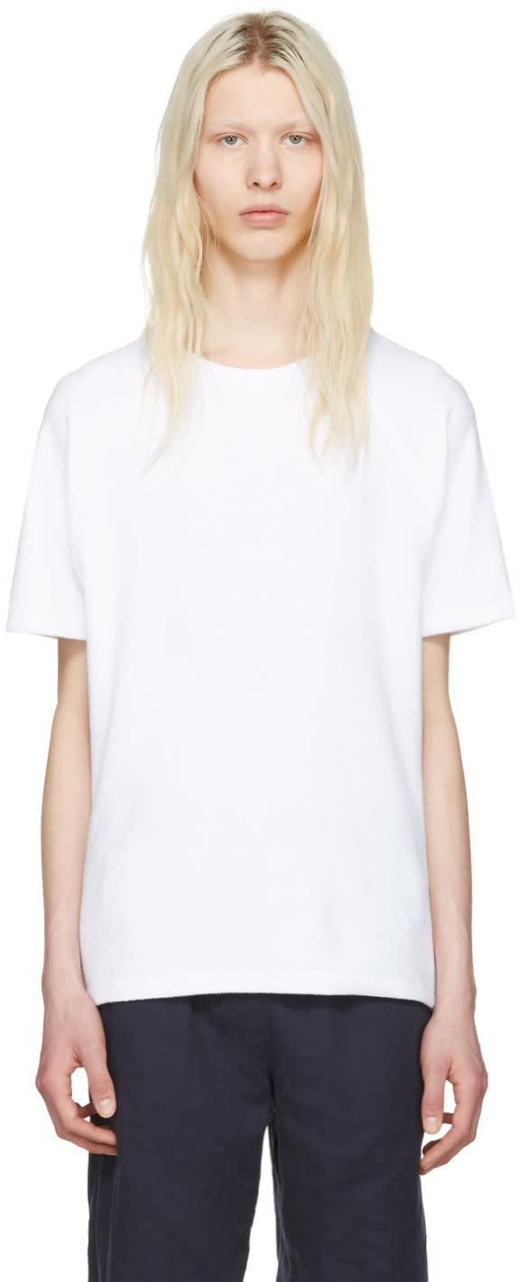 Fanmail White Raglan T-shirt