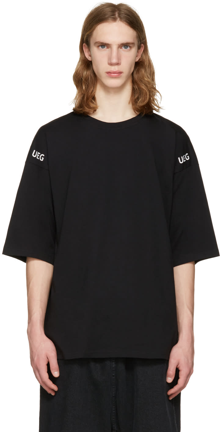 Ueg Black Ueg T-shirt