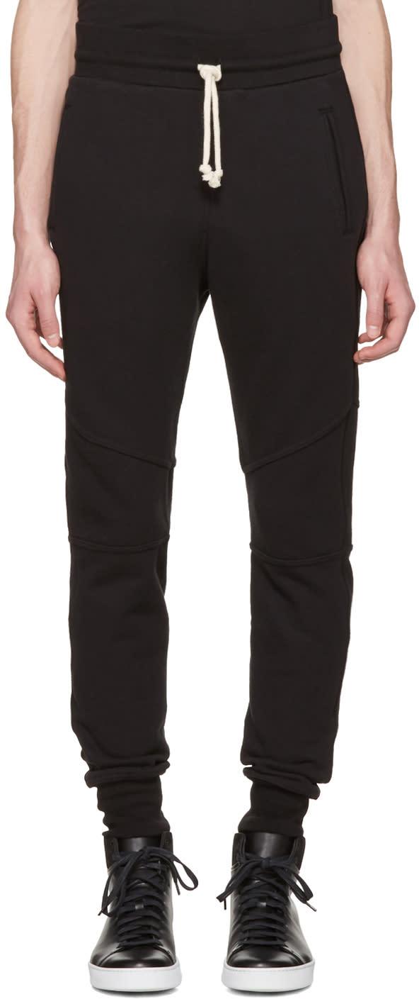 John Elliott Black Escobar Lounge Pants