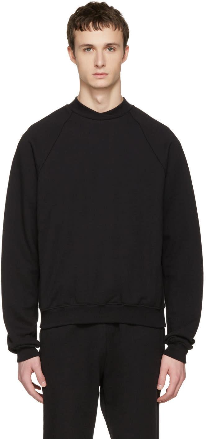 John Elliott Black Hellweek Pullover