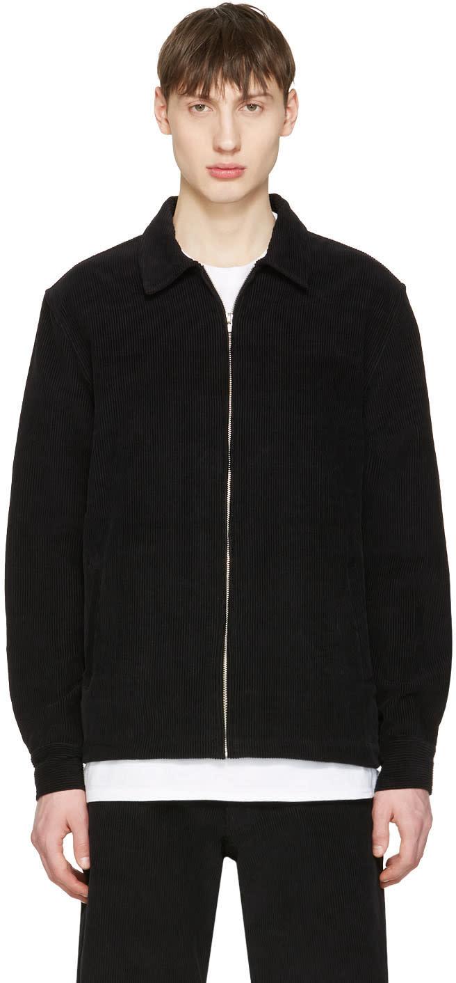Noon Goons Black Club Cord Jacket