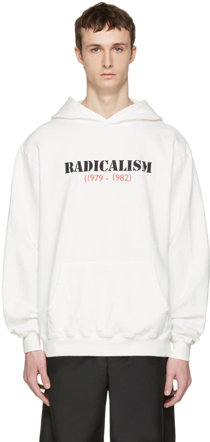 Noon Goons Off-white radicalism Hoodie