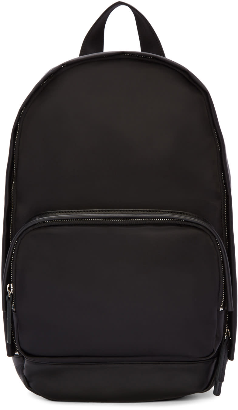 Haerfest Black Nylon H1 Backpack