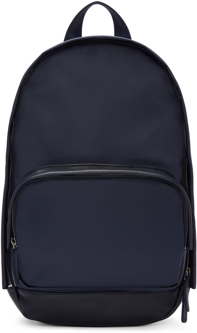 Haerfest Navy Nylon H1 Backpack