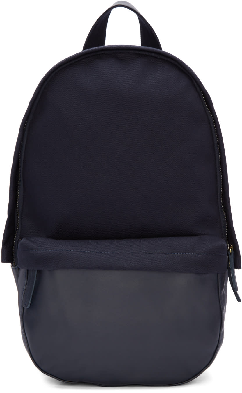 Haerfest Navy H5 Capsule Backpack