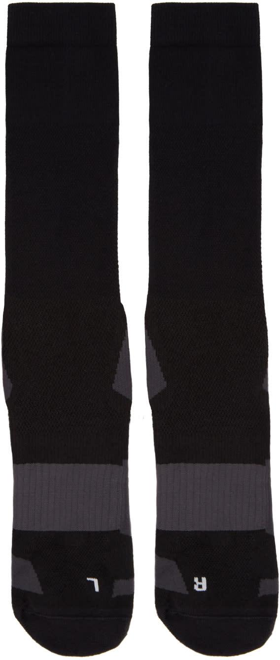 Y-3 Sport Black Tech Socks