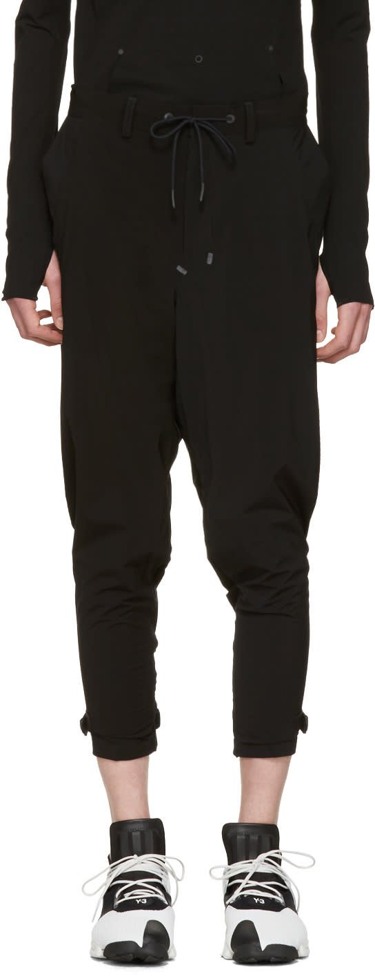 Image of Y-3 Sport Black Approach Lounge Pants