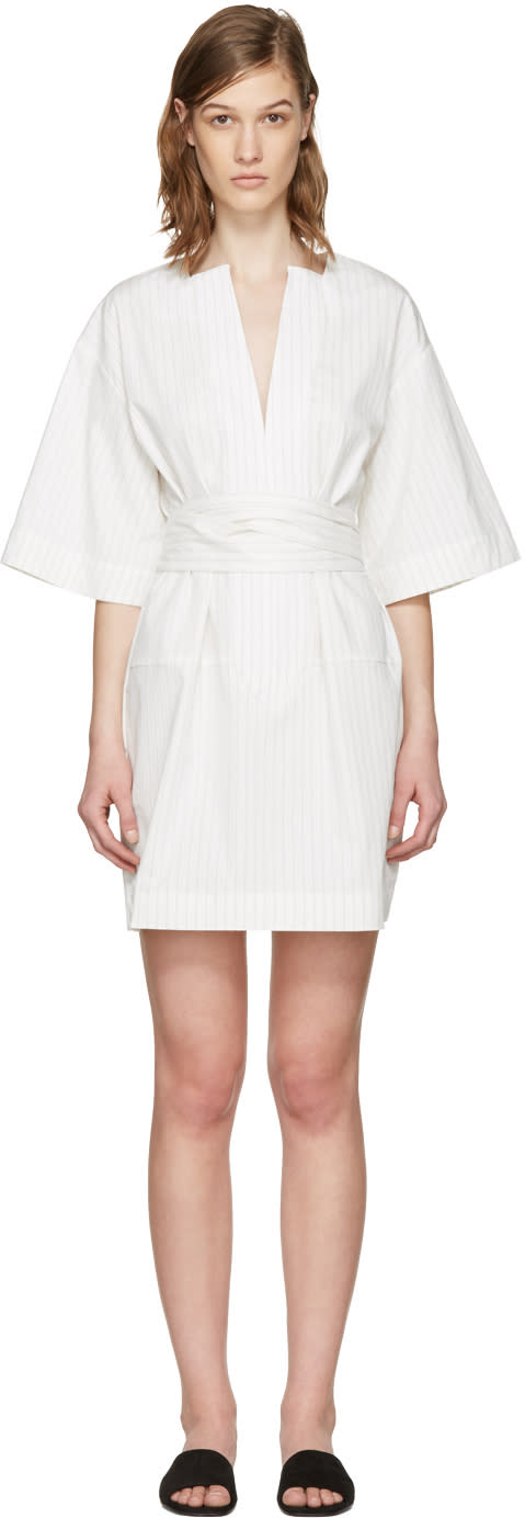 Toteme Off-white Zagora Dress