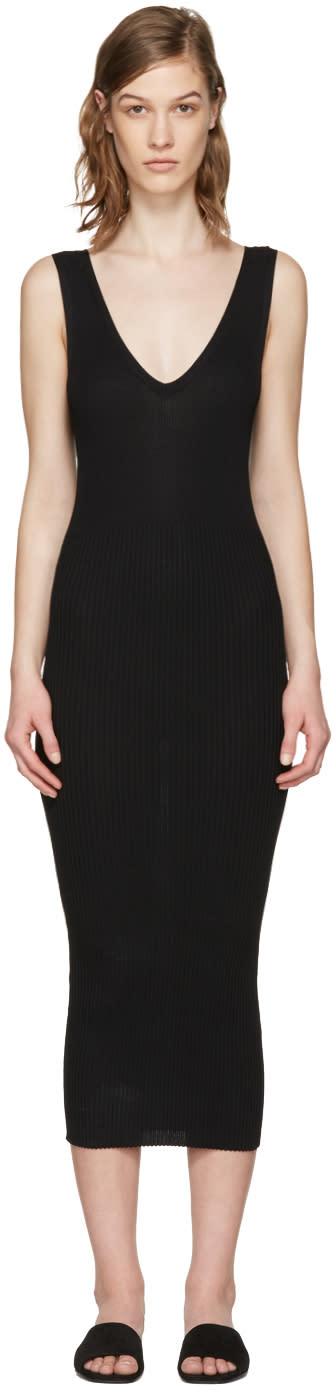 Toteme Black Asolo Dress