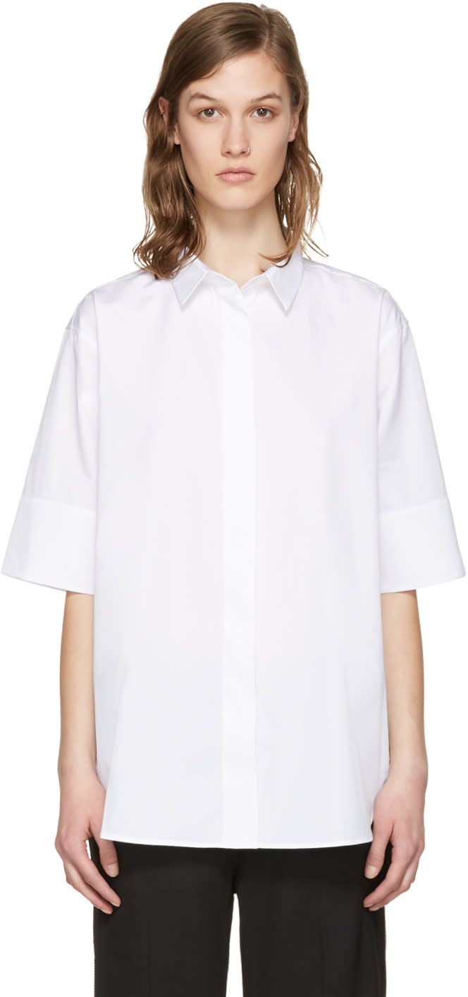 Toteme White Cannes Shirt
