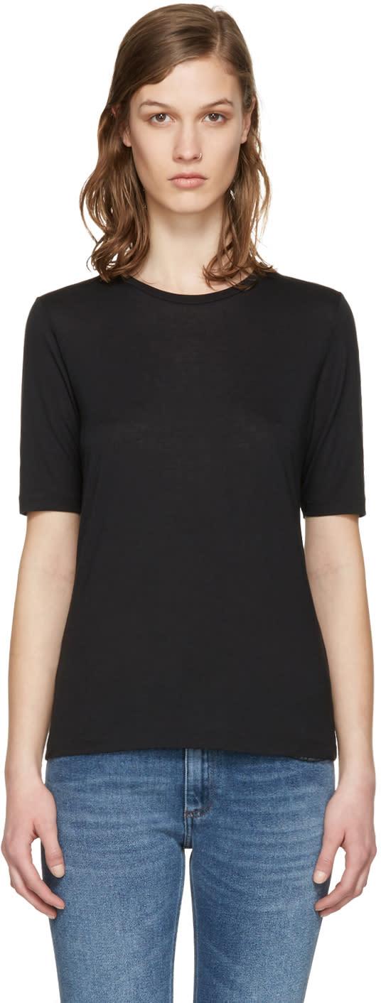 Toteme Black Stockholm T-shirt