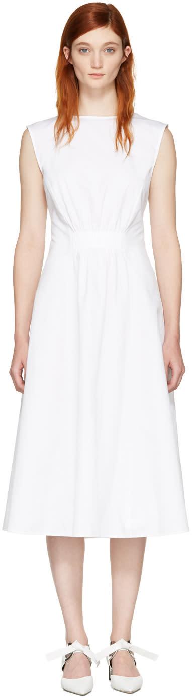 Protagonist White 48 Dress