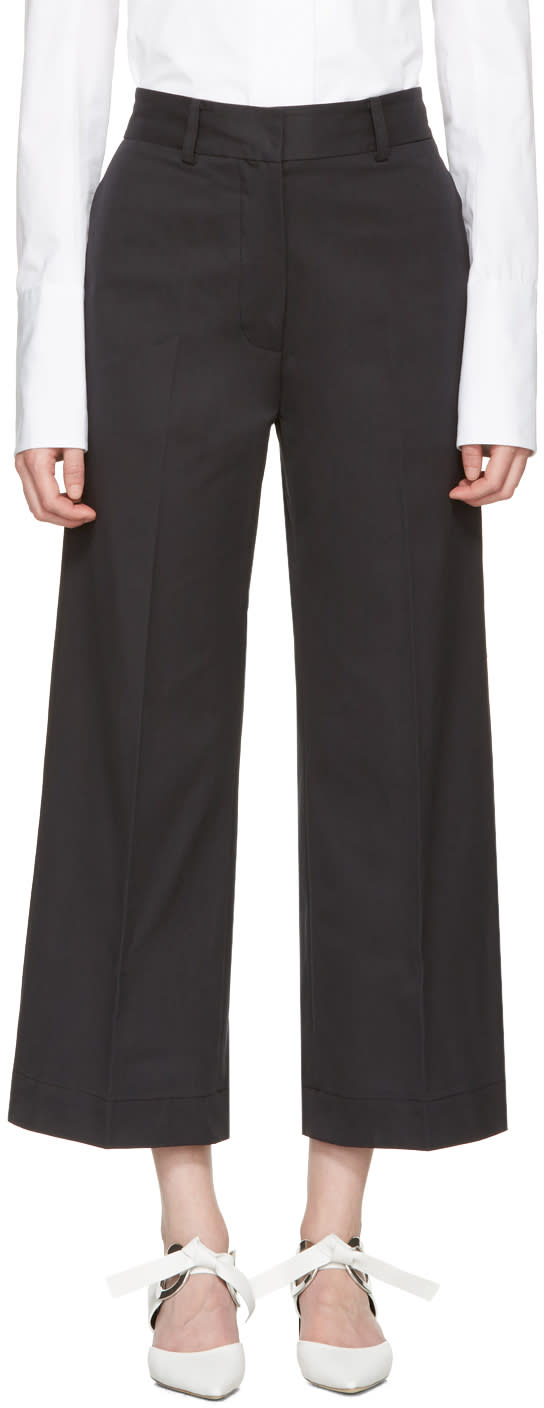 Protagonist Black 53 Trousers
