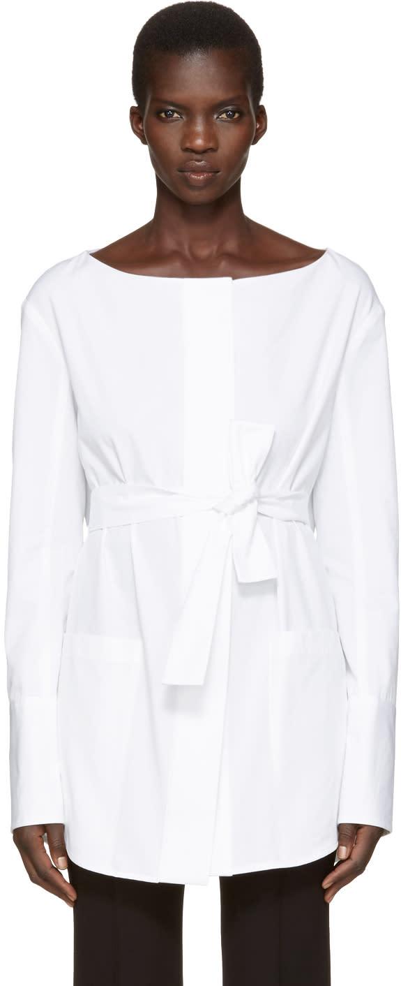 Protagonist White 09 Tunic Shirt