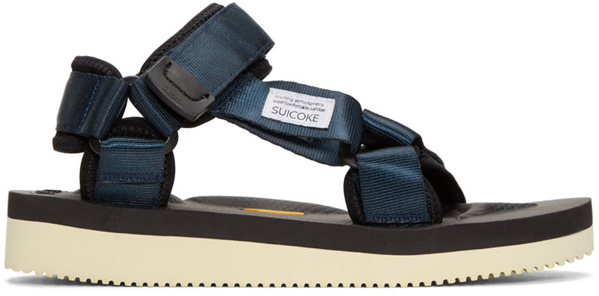 Suicoke Navy Depa-v Sandals