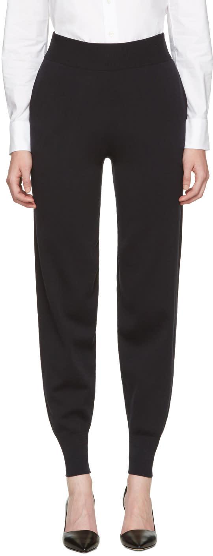 Hyke Navy Sweater Lounge Pants