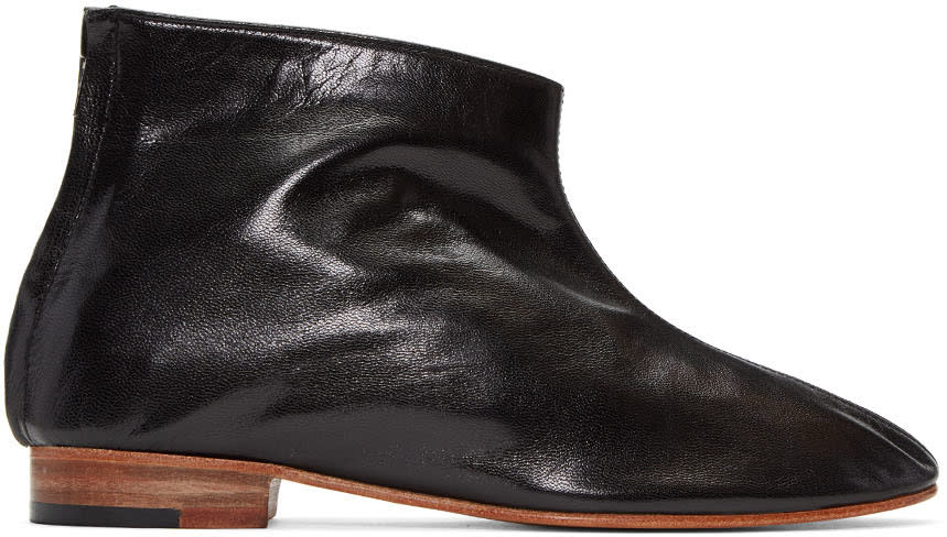 Martiniano Black Leone Boots