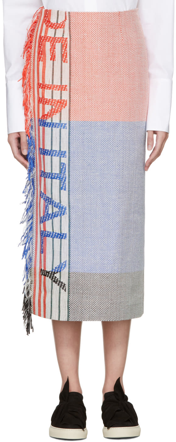 Ports 1961 Multicolor made In Italy Skirt