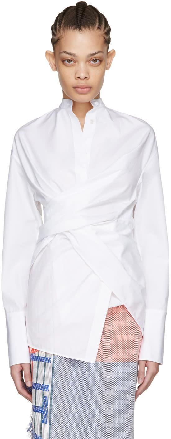 Ports 1961 White Three-way Shirt