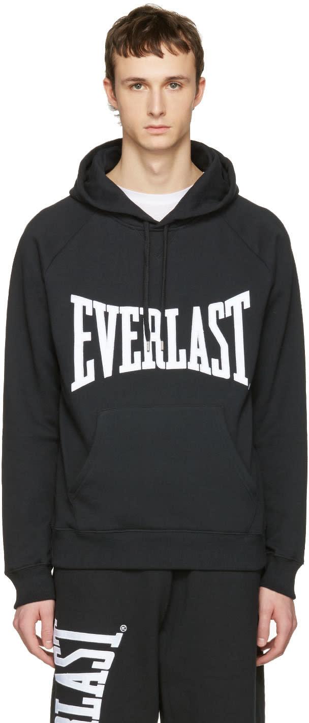 Ports 1961 ブラック Everlast Edition フーディ