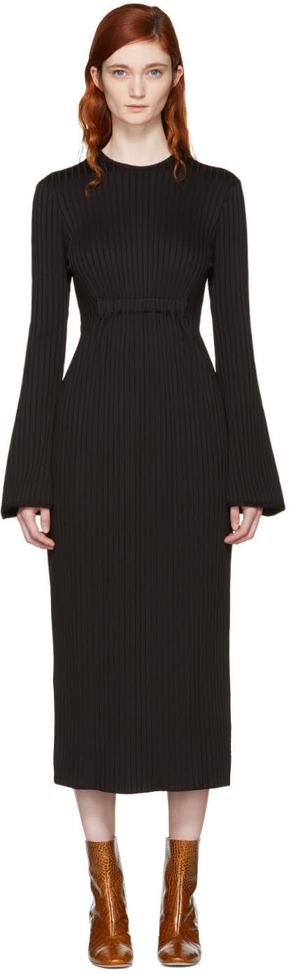 Ellery Black Sucker Punch Dress