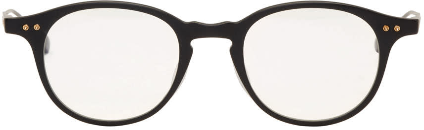 Image of Dita Black Ash Glasses