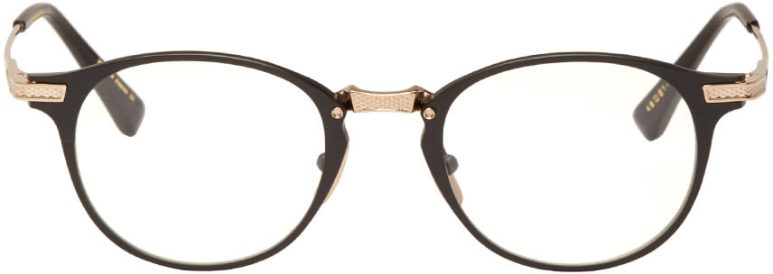 Dita Black United Glasses