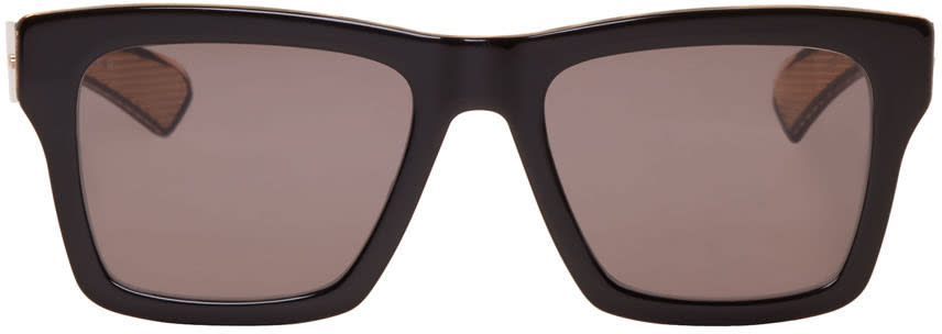 Image of Dita Black Insider Two Sunglasses