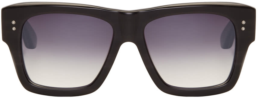 Image of Dita Black Creator Sunglasses