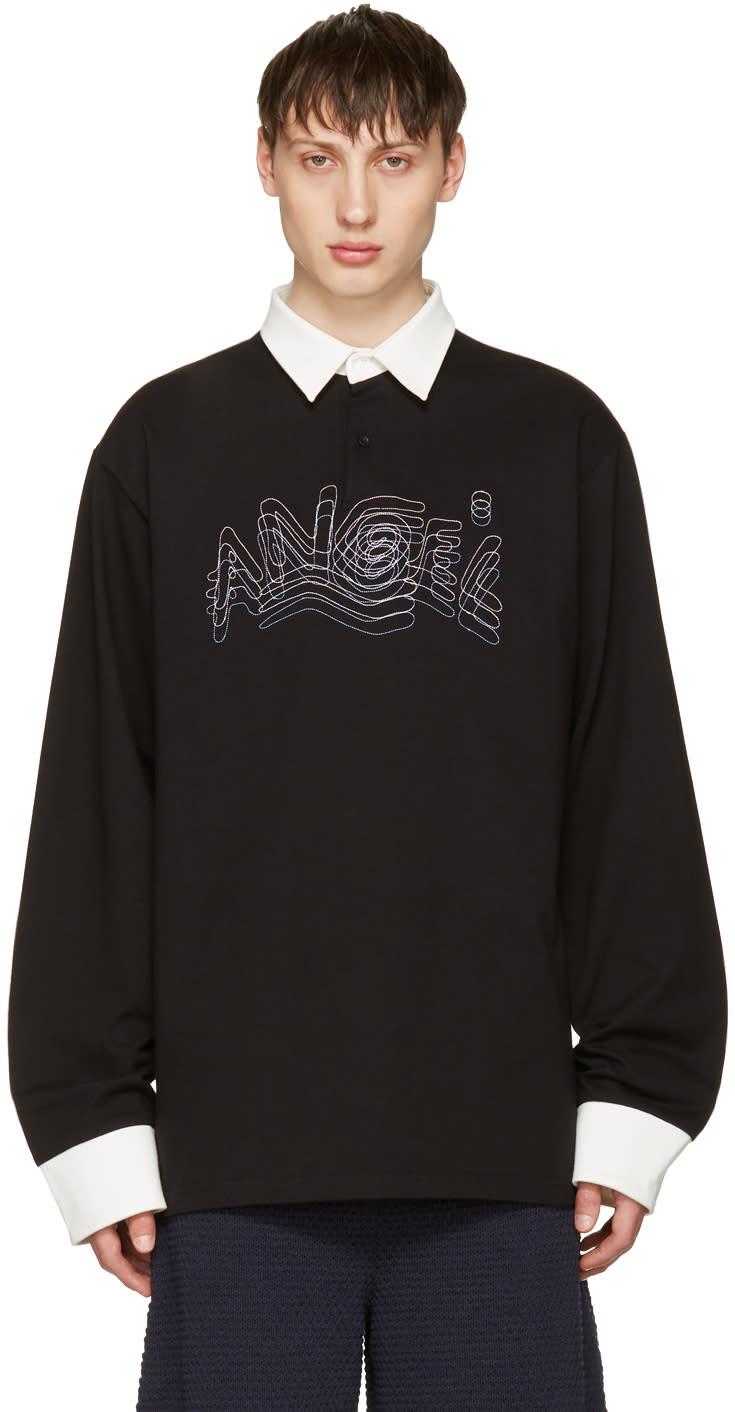 Image of Haal Black angel Bingheads Polo