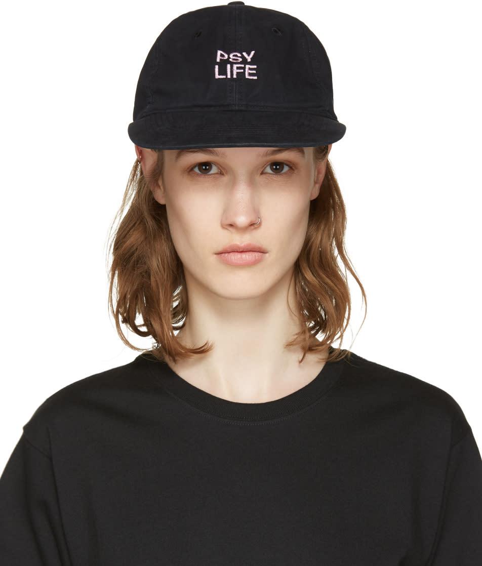 Perks And Mini Black psy Life Cap