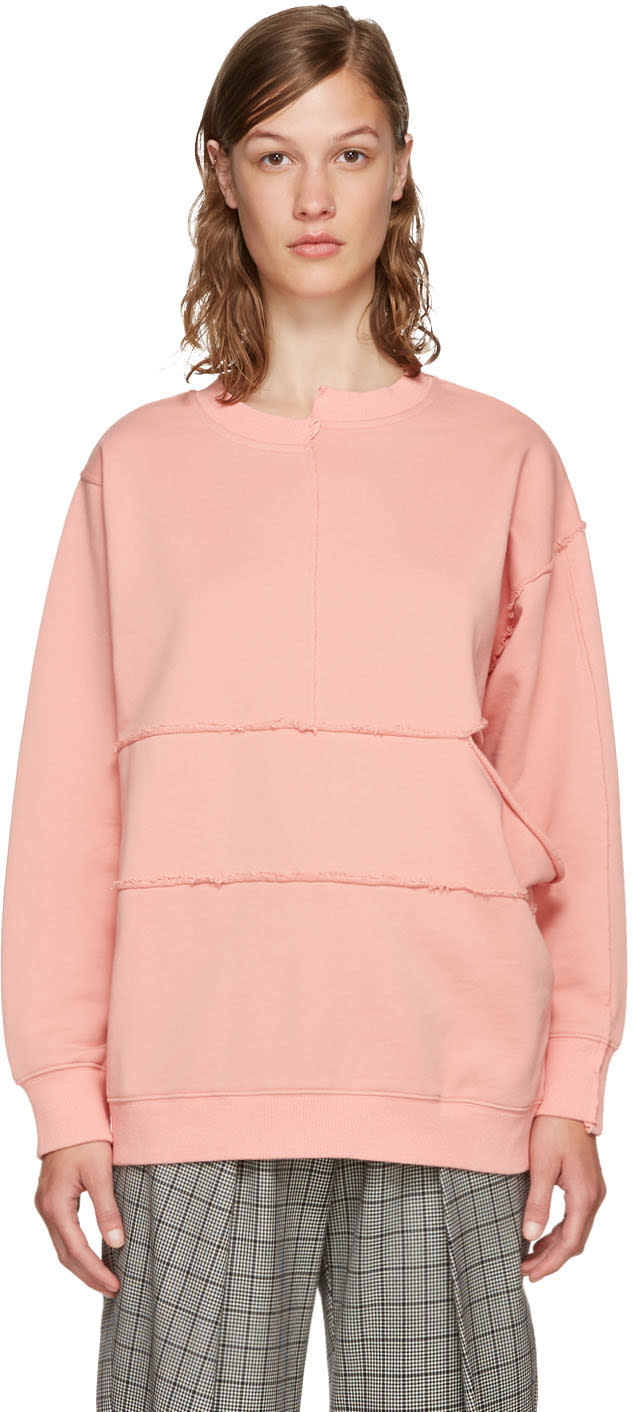 Perks And Mini Ssense Exclusive Complex Split Sweatshirt