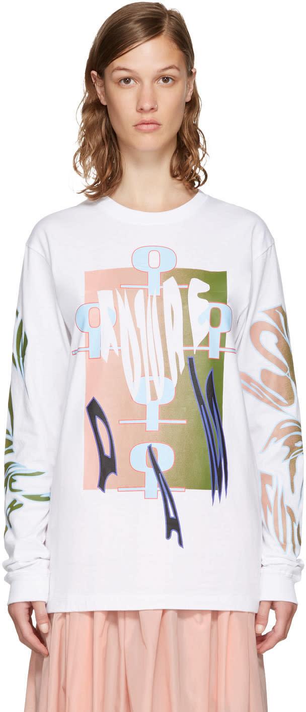 Perks And Mini White Tribal T-shirt