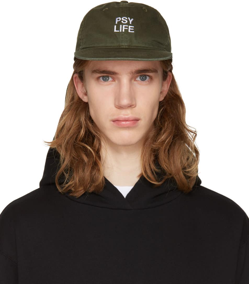 Perks And Mini Green psy Life Cap