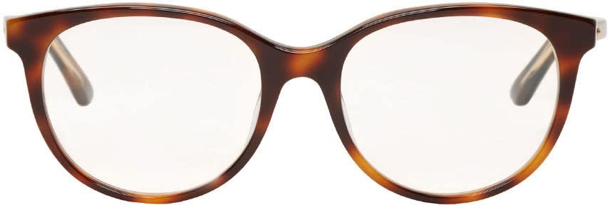 Dior Tortoiseshell Montaigne Glasses