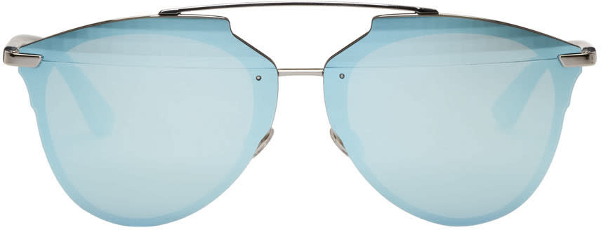 Image of Dior Blue So Real Sunglasses