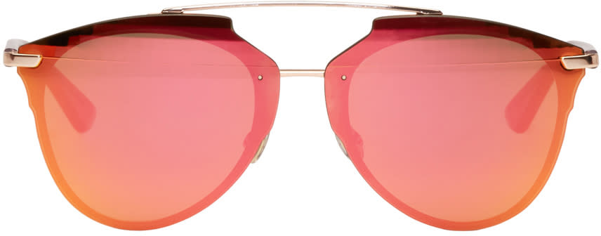 Image of Dior Pink So Real Sunglasses