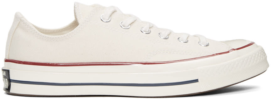 Converse Off-white Chuck Taylor All-star 1970s Sneakers