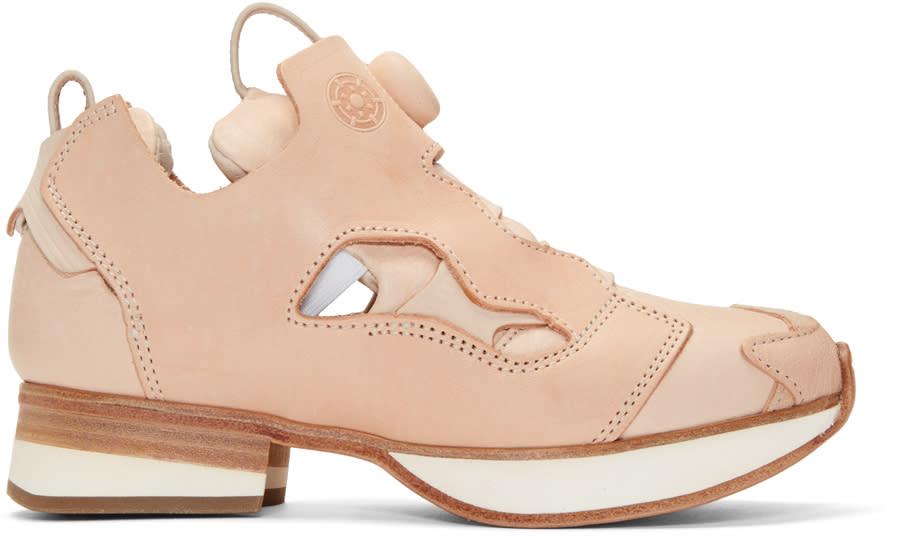 Hender Scheme Beige Manual Industrial Products 15 Sneakers
