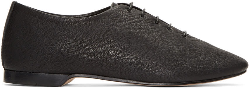 Hender Scheme Black Manual Industrial Products 13 Oxfords