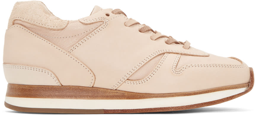 Hender Scheme Beige Manual Industrial Products 08 Sneakers