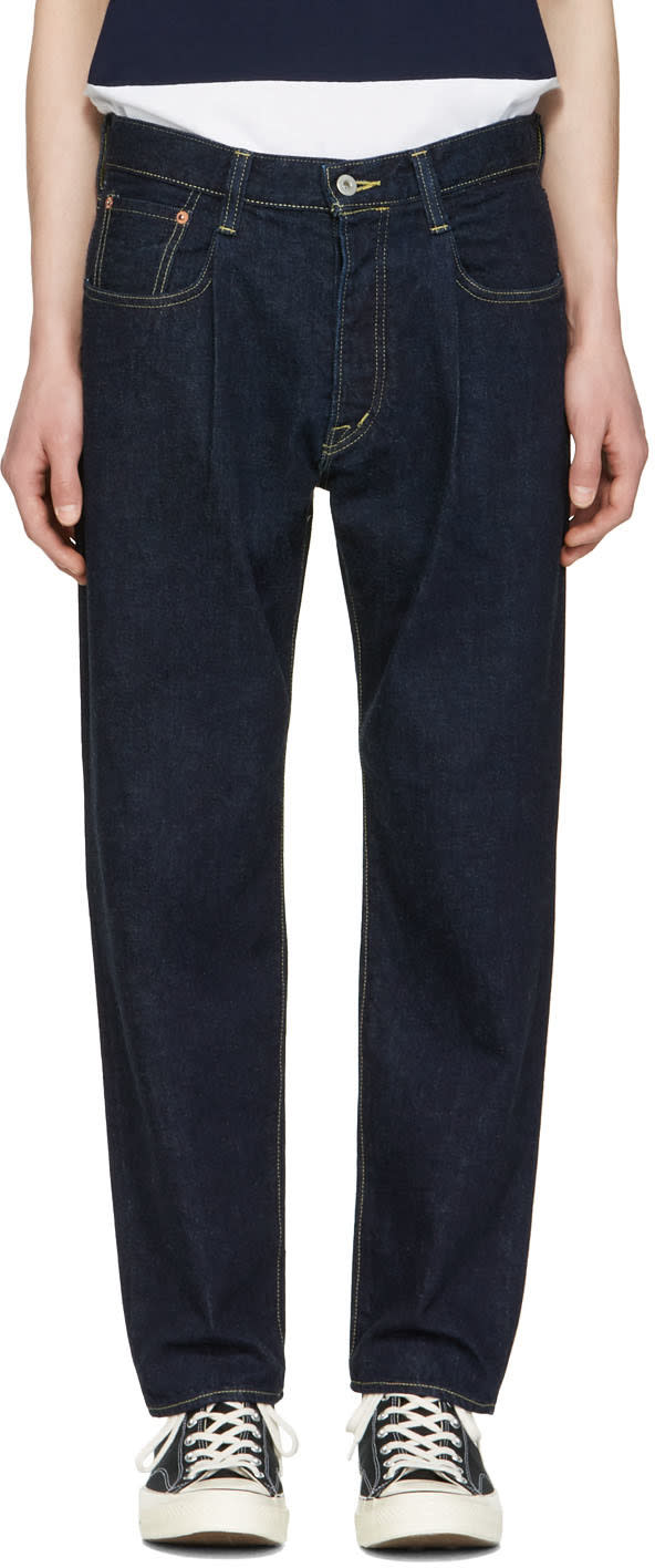 Ganryu Indigo Selvedge Jeans