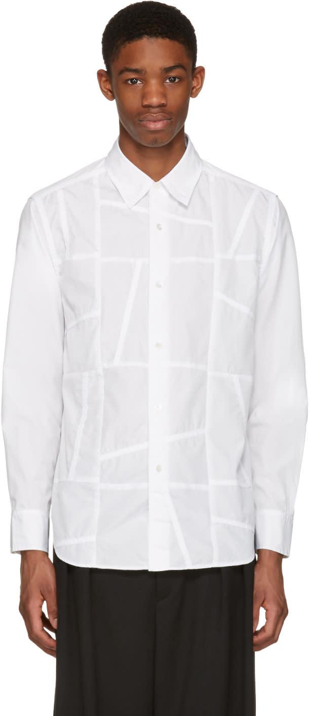Ganryu White Patch Shirt
