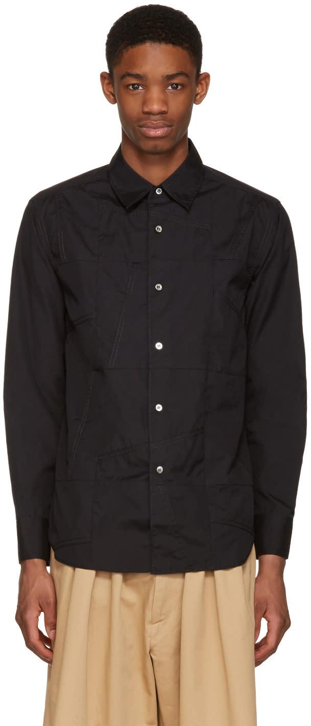 Ganryu Black Patch Shirt
