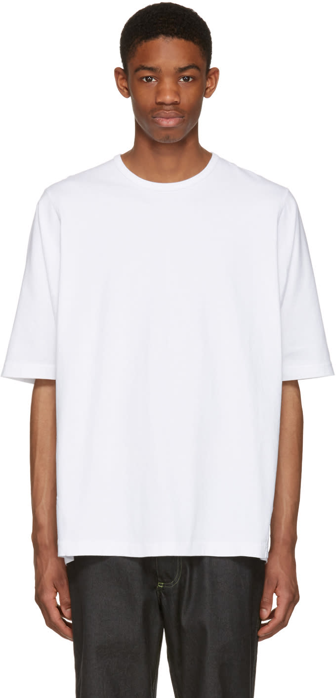 Ganryu White Oversized T-shirt